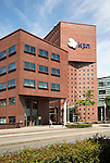 Modern architecture KPN offices, Amersfoort, Netherlands