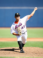 Jason Vargas / Peoria Saguaros 2008 Arizona Fall League..Photo by:  Bill Mitchell/Four Seam Images