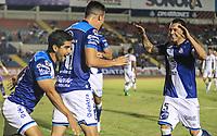 cimarrones vs Puebla copamx2019