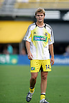 12 Jun 2004: Chad Marshall before the game. The Columbus Crew and Kansas City Wizards tied 2-2 at Crew Stadium in Columbus, OH during a regular season Major League Soccer game..