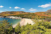 Sand Beach, Acadia NP, Maine, ME, USA