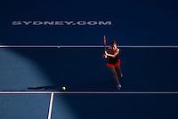 SIMONA HALEP (ROU)<br /> <br /> Apia International <br /> Tennis - Apia International, 2016  - Tournament - Sydney Olympic Park, Sydney, New South Wales, Australia, January 2016<br /> <br /> &copy; AMN IMAGES / FREY