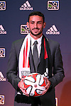 16 January 2014: Steve Birnbaum was select by DC United with the second overall pick. The 2014 Major League Soccer SuperDraft was held at the NSCAA Annual Convention in the Pennsylvania Convention Center in Philadelphia, Pennsylvania.
