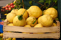 Amalfi coast lemons - Positano, Italy