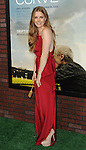 Amy Adams arriving at the Trouble With The Curve Premiere held at The  Village Theatre in Westwood, CA. September 19, 2012.