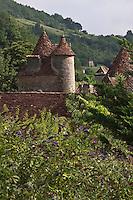 Europe/Europe/France/Midi-Pyrénées/46/Lot/Autoire: Château de Limargue - Plus Beaux Villages de France