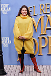Ana Arias attends to Mary Poppins Returns film premiere at Kinepolis in Pozuelo de Alarcon, Spain. December 11, 2018. (ALTERPHOTOS/A. Perez Meca)