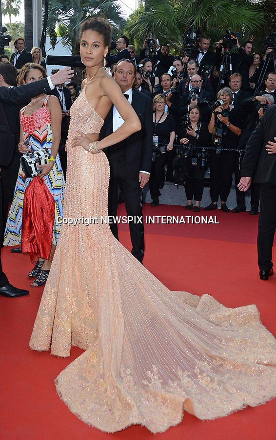 24.05.2017; Cannes, France: CINDY BRUNA<br /> attends the screening of &ldquo;The Beguiled&rdquo; at the 70th Cannes Film Festival, Cannes<br /> Mandatory Credit Photo: &copy;NEWSPIX INTERNATIONAL<br /> <br /> IMMEDIATE CONFIRMATION OF USAGE REQUIRED:<br /> Newspix International, 31 Chinnery Hill, Bishop's Stortford, ENGLAND CM23 3PS<br /> Tel:+441279 324672  ; Fax: +441279656877<br /> Mobile:  07775681153<br /> e-mail: info@newspixinternational.co.uk<br /> Usage Implies Acceptance of Our Terms &amp; Conditions<br /> Please refer to usage terms. All Fees Payable To Newspix International