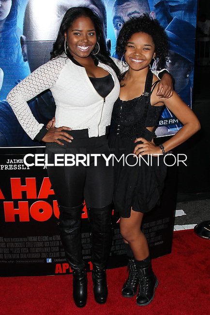 """LOS ANGELES, CA, USA - APRIL 16: Shar Jackson at the Los Angeles Premiere Of Open Road Films' """"A Haunted House 2"""" held at Regal Cinemas L.A. Live on April 16, 2014 in Los Angeles, California, United States. (Photo by Xavier Collin/Celebrity Monitor)"""