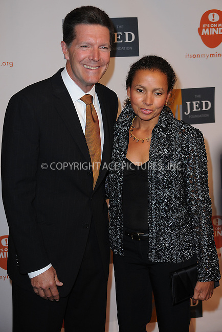 WWW.ACEPIXS.COM . . . . . ....June 11 2009, New York city....Stone Phillips and Debra Phillips at the 8th Annual Jed Foundation Gala at Guastavino's on June 11 2009 in New York City.....Please byline: KRISTIN CALLAHAN - ACEPIXS.COM.. . . . . . ..Ace Pictures, Inc:  ..tel: (212) 243 8787 or (646) 769 0430..e-mail: info@acepixs.com..web: http://www.acepixs.com