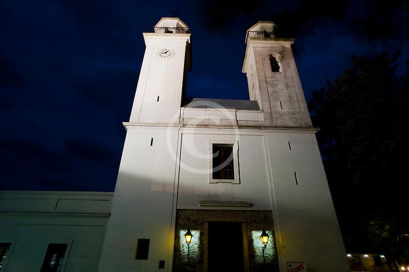 Uruguay, Colonia del Sacramento, Basilica del Sanctísimo Sacramento, Roman Catholic Church