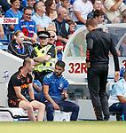 14.07.2019: Rangers v Marseille: Daniel Candeias