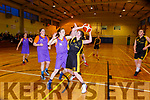 Danielle Moriarty St Brigids gets her shot in against Ballybunion Wildcats in the Div 3 KABB final on Saturday