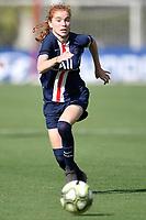 Celina Ould Hocine PSG <br /> Roma 8/9/2019 Stadio Tre Fontane <br /> Luisa Petrucci Trophy 2019<br /> AS Roma - Paris Saint Germain<br /> Photo Andrea Staccioli / Insidefoto