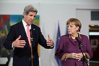 U. S. Secretary of State John Kerry European Tour