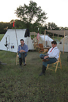 Civil War Re-enactmentment help in Mariposa California 4-20-2013