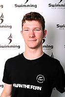 Celyn Edwards. Swimming New Zealand Gold Coast Commonweath Games Team Announcement, Owen G Glenn National Aquatic Centre, Auckland, New Zealand,Friday 22 December 2017. Photo: Simon Watts/www.bwmedia.co.nz