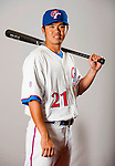 Kuo,Yen-Wen of Team Chinese Taipei poses during WBC Photo Day on February 25, 2013 in Taichung, Taiwan. Photo by Victor Fraile / The Power of Sport Images