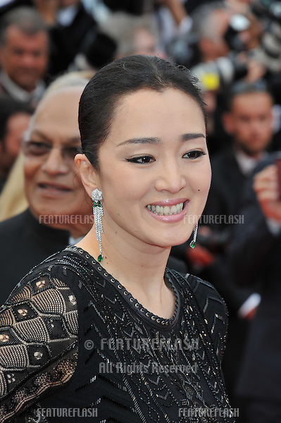 Gong Li at the gala premiere of &quot;Grace of Monaco&quot; at the 67th Festival de Cannes.<br /> May 14, 2014  Cannes, France<br /> Picture: Paul Smith / Featureflash