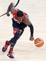 USA's Kyrie Irving during 2014 FIBA Basketball World Cup Quarter-Finals match.September 9,2014.(ALTERPHOTOS/Acero)