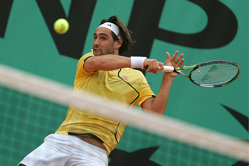 Photo: Iconsport/Richard Lane Photography..French Open, Roland Garros 2007. 31/05/2007..Marcos Baghdatis.