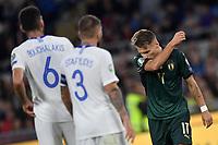 Ciro Immobile of Italy<br /> Roma 12-10-2019 Stadio Olimpico <br /> European Qualifiers Qualifying round Group J <br /> Italy - Greece <br /> Photo Antonietta Baldassarre/Insidefoto
