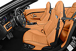 Front seat view of 2018 Maserati Gran-Turismo Sport 2 Door Convertible Front Seat  car photos