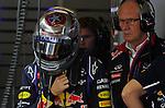 Sebastian Vettel (GER), Red Bull Racing - Helmut Marko (AUT), Red Bull Racing, Red Bull Advisor<br />  Foto &copy; nph / Mathis