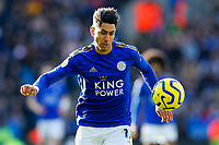 1st February 2020; King Power Stadium, Leicester, Midlands, England; English Premier League Football, Leicester City versus Chelsea; Ayoze Perez of Leicester City