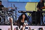 "Nicki Minaj performs as part of ""Good Morning America's"" 2015 Summer Concert Series"