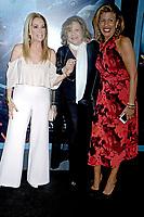 Kathie Lee Gifford, Brenda Vaccaro und Hoda Kotb bei der Premiere des Kinofilms 'Dunkirk' im AMC Lincoln Square IMAX. New York, 18.07.2017