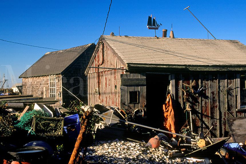 Fishing shack, Menemsha, Matha's Vineyard