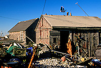 Fishing shack, Menemsha, Matha's Vineyard