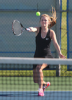 Girls Tennis vs. Hamilton Southeastern 5-13-16