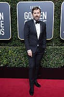 Nikolaj Coster-Waldau arrives at the 75th Annual Golden Globe Awards at the Beverly Hilton in Beverly Hills, CA on Sunday, January 7, 2018.<br /> *Editorial Use Only*<br /> CAP/PLF/HFPA<br /> &copy;HFPA/PLF/Capital Pictures