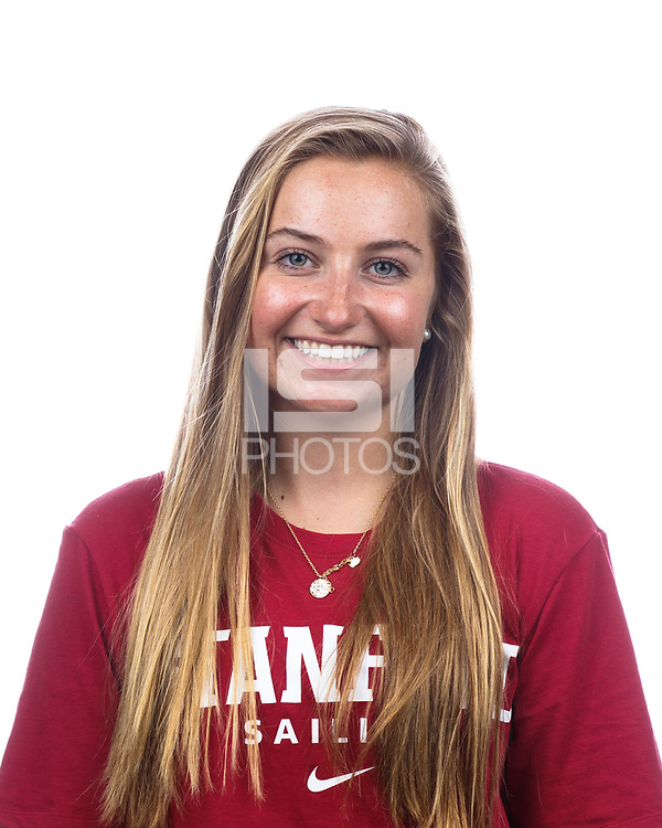 Stanford, CA - September 20, 2019: Abigail Tindall, Athlete and Staff Headshots