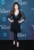 "09 May 2019 - North Hollywood, California - India Eisley. Emmy FYC for TNT'S ""I Am the Night"" held at the Saban Media Center at the Television Academy.   <br /> CAP/ADM/BT<br /> ©BT/ADM/Capital Pictures"