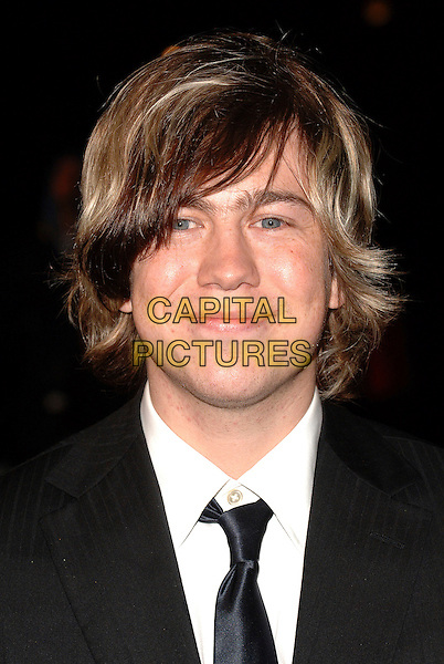 "JAMES BOURNE - BUSTED.The world premiere of ""Casino Royale"", Odeon Leicester Square, London, England..November 14th, 2007.james bond 007 headshot portrait .CAP/BEL.©Belcher/Capital Pictures"