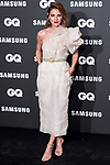 Actress Amaia Salamanca attends the 2018 GQ Men of the Year awards at the Palace Hotel in Madrid, Spain. November 22, 2018. (ALTERPHOTOS/Borja B.Hojas)