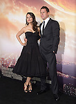 Mila Kunis Kutcher and Channing Tatum attends Warner Bros. Pictures L.A. Premiere of Jupiter Ascending held at The TCL Chinese Theater  in Hollywood, California on February 02,2015                                                                               © 2015 Hollywood Press Agency