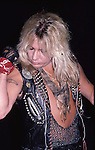 Motley Crue - May 1987 in Hollywood filming Girls, Girls , Girls Video