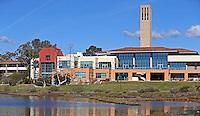 various locations around campus