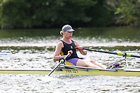 Race: 86  W.MasD.1x  Semi-Final<br /> 290  York City Rowing Club (Homa)<br /> 291  Tideway Scullers School (Hickmott)<br /> <br /> Henley Masters Regatta 2018 - Friday<br /> <br /> To purchase this photo, or to see pricing information for Prints and Downloads, click the blue 'Add to Cart' button at the top-right of the page.