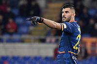 Mauro Vigorito of Lecce <br /> Roma 23/02/2020 Stadio Olimpico <br /> Football Serie A 2019/2020 <br /> AS Roma - Lecce<br /> Photo Andrea Staccioli / Insidefoto