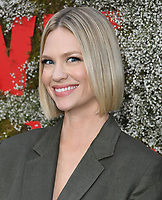 11 June 2019 - West Hollywood, California - January Jones. 2019 InStyle Max Mara Women In Film Celebration held at Chateau Marmont. Photo Credit: Birdie Thompson/AdMedia