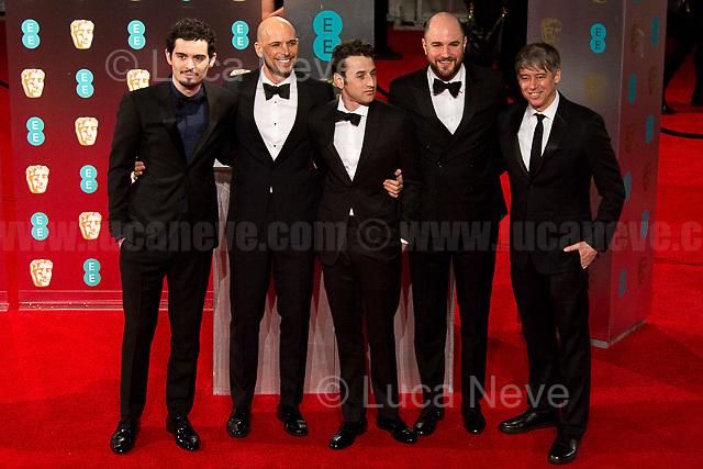 Damien Chazelle (Director).<br />
