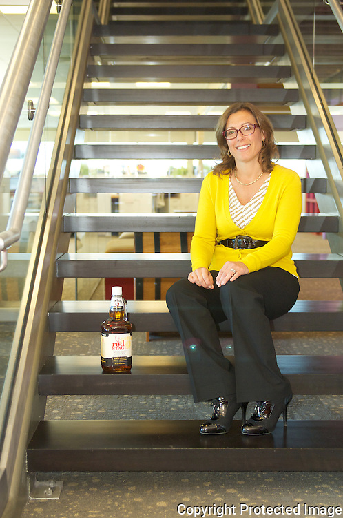 MaryKay Skrypec is the vice president of Global Research & Development for Jim Beam.