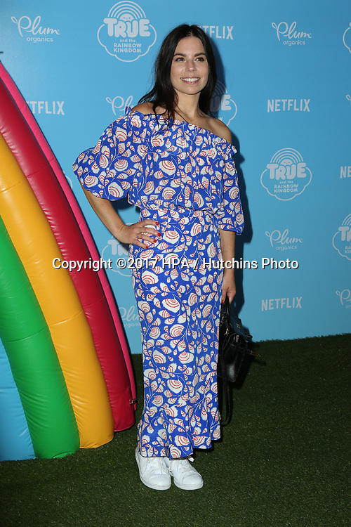 LOS ANGELES - AUG 10:  Ally Hilfiger at the True and the Rainbow Kingdom Series LA Premiere at the Pacific Theater At The Grove on August 10, 2017 in Los Angeles, CA