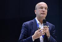 Roma, 24 Maggio 2017<br /> Agostino Santoni Amministratore Delegato Cisco Italia.<br /> La Nuvola<br /> PA 2017, Convegno Agenda 2030: una sfida per il paese, una sfida per la PA