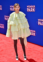 """LOS ANGELES, CA. March 10, 2019: Grace VanderWaaal at the premiere of """"Wonder Park"""" at the Regency Village Theatre.<br /> Picture: Paul Smith/Featureflash"""
